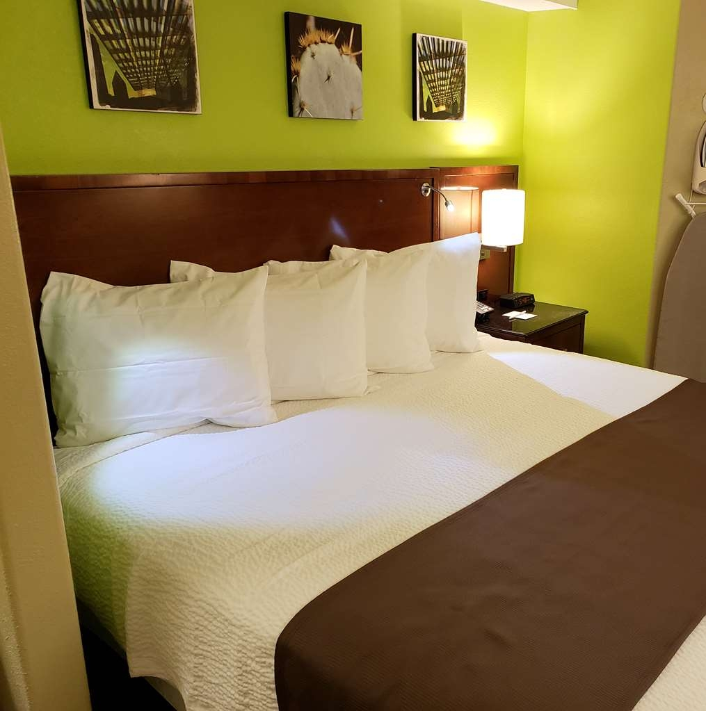 SureStay Plus by Best Western Thornton Denver North - Designed for corporate and leisure traveler alike, make a reservation in this king room.