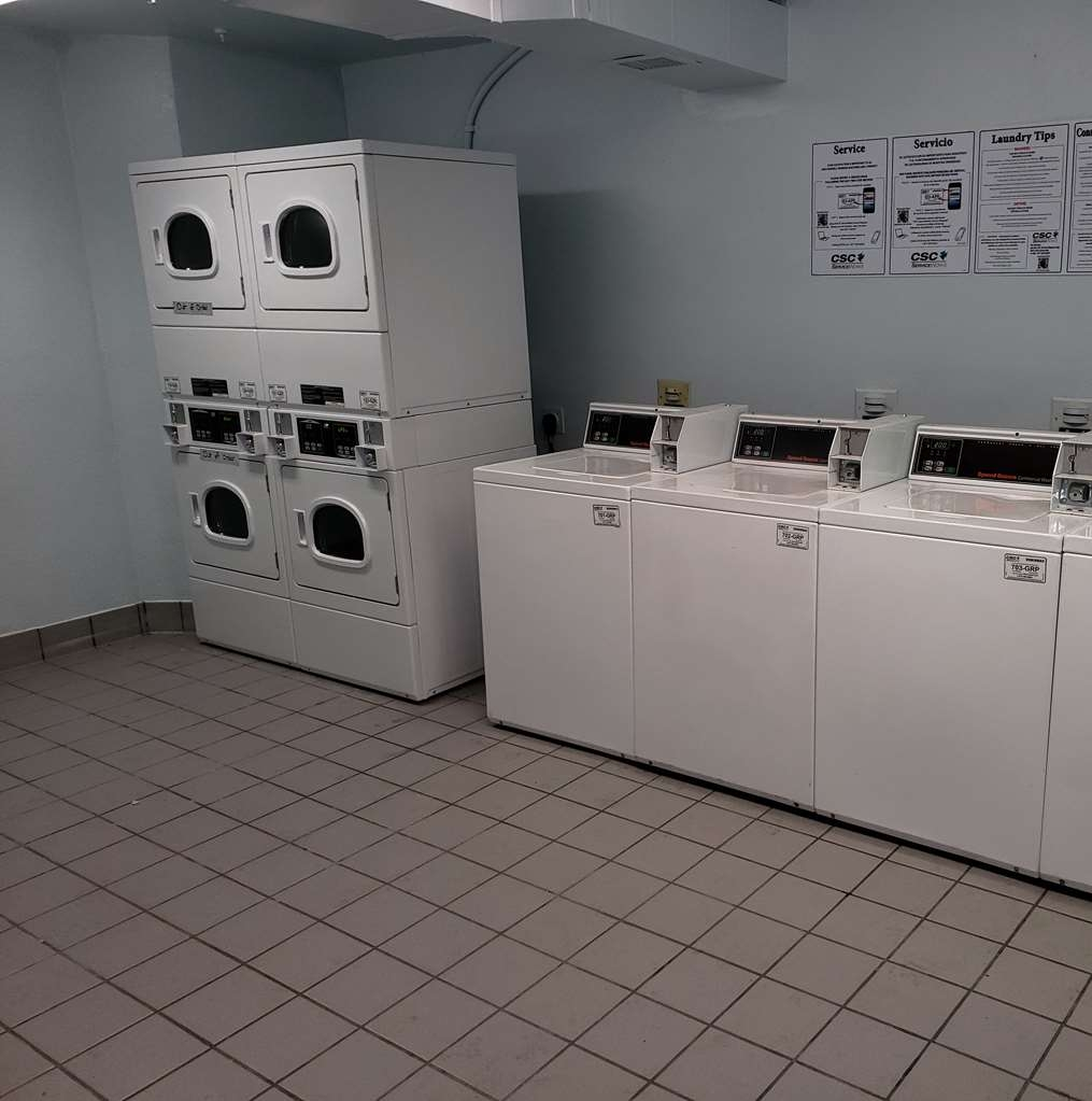 SureStay Plus by Best Western Thornton Denver North - Travel with clean clothes by using our onsite guest laundry facilities.