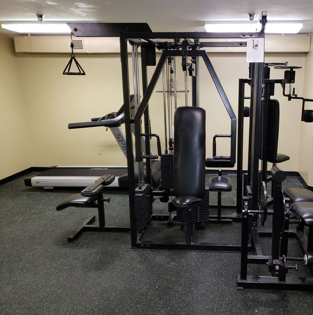 SureStay Plus by Best Western Thornton Denver North - Our fitness center is outfitted with everything you need for a great workout.