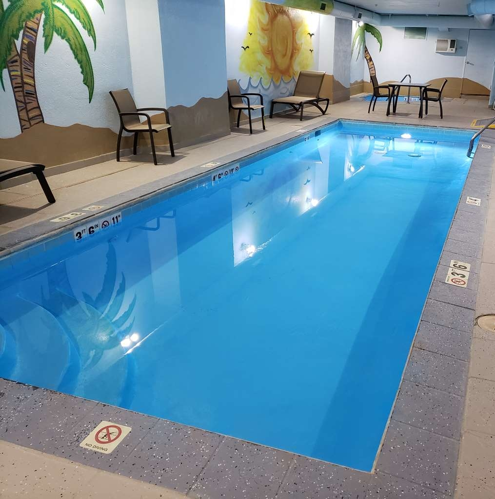 SureStay Plus by Best Western Thornton Denver North - The indoor heated saltwater pool is perfect for swimming laps or taking a quick dip.