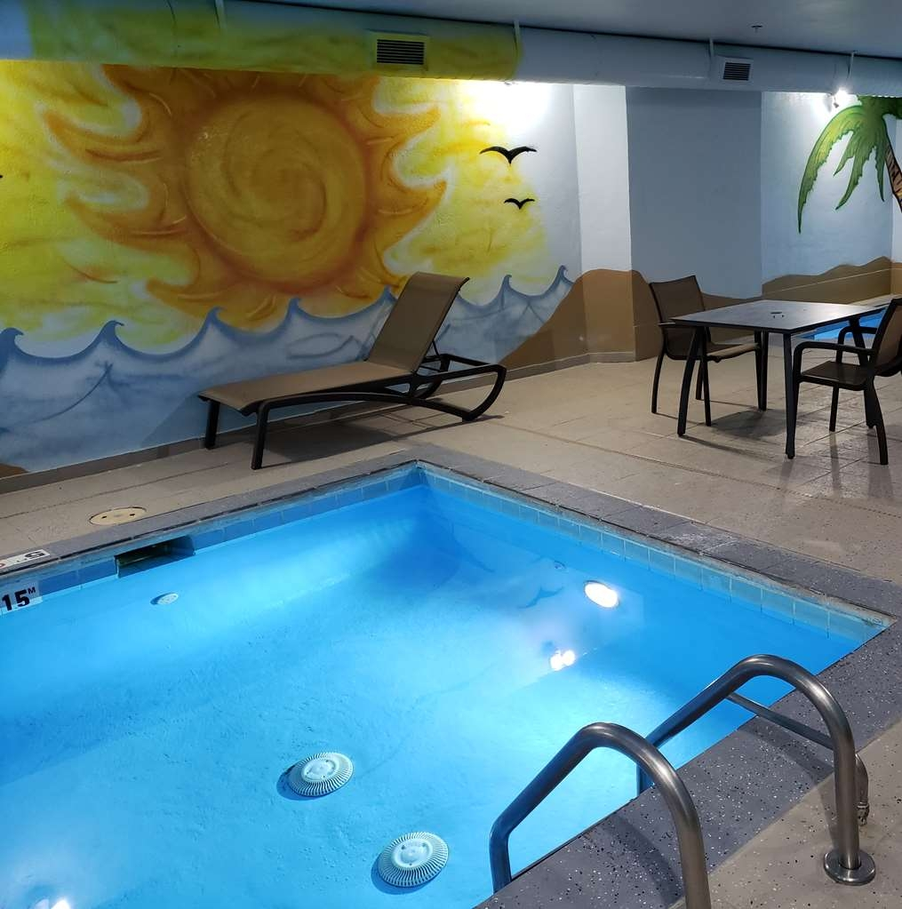 SureStay Plus by Best Western Thornton Denver North - Our indoor saltwater heated pool is waiting your arrival at this SureStay Plus hotel in Thornton, CO.
