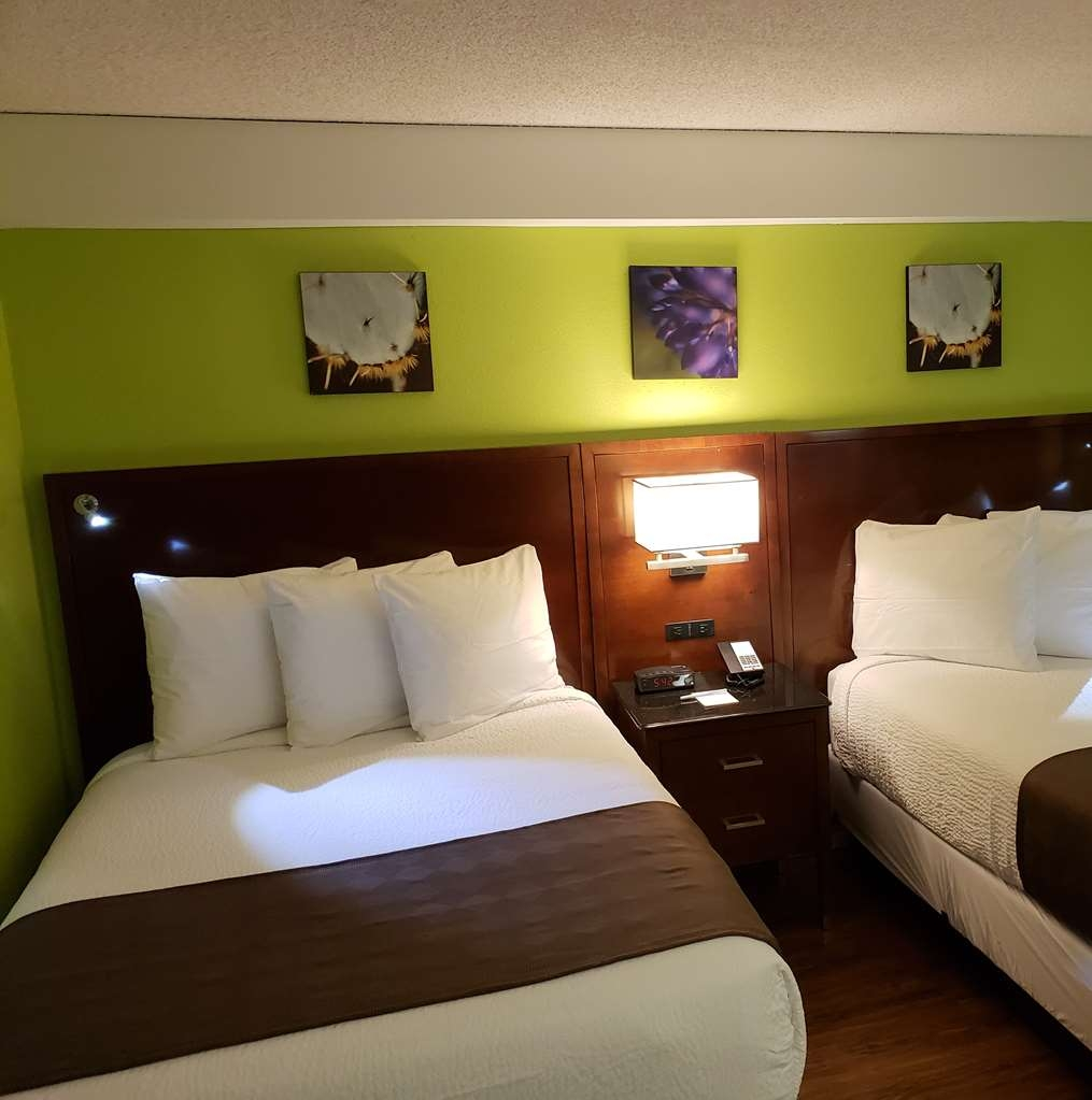 SureStay Plus by Best Western Thornton Denver North - We offer a variety of 2 double bedrooms from standard to pet friendly rooms.