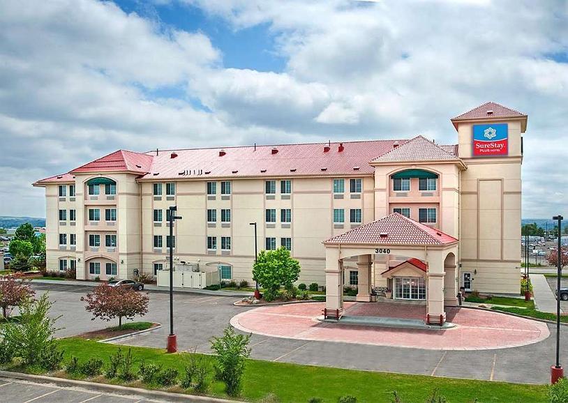 SureStay Plus Hotel by Best Western Billings - Area esterna