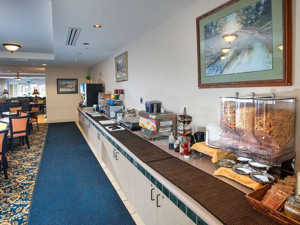 SureStay Plus Hotel by Best Western Billings - Restaurant / Gastronomie