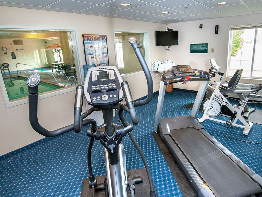 SureStay Plus Hotel by Best Western Billings - Fitnessstudio