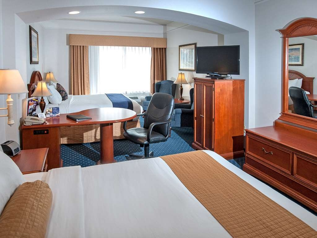 SureStay Plus Hotel by Best Western Billings - Habitaciones/Alojamientos