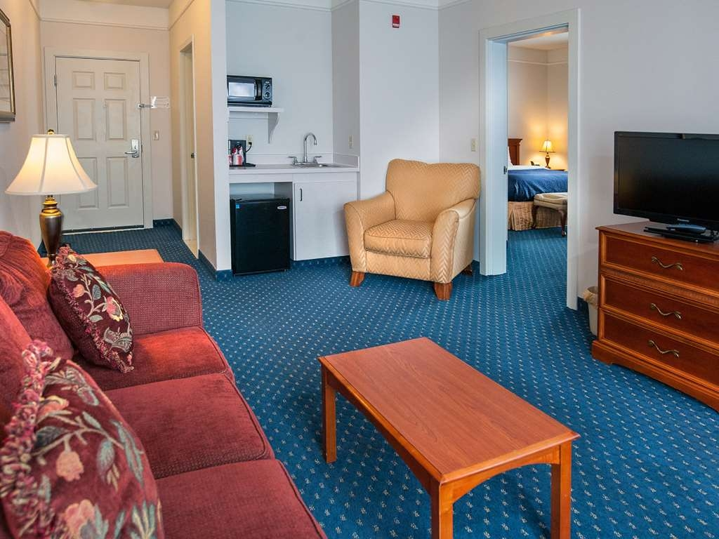 SureStay Plus Hotel by Best Western Billings - Suite