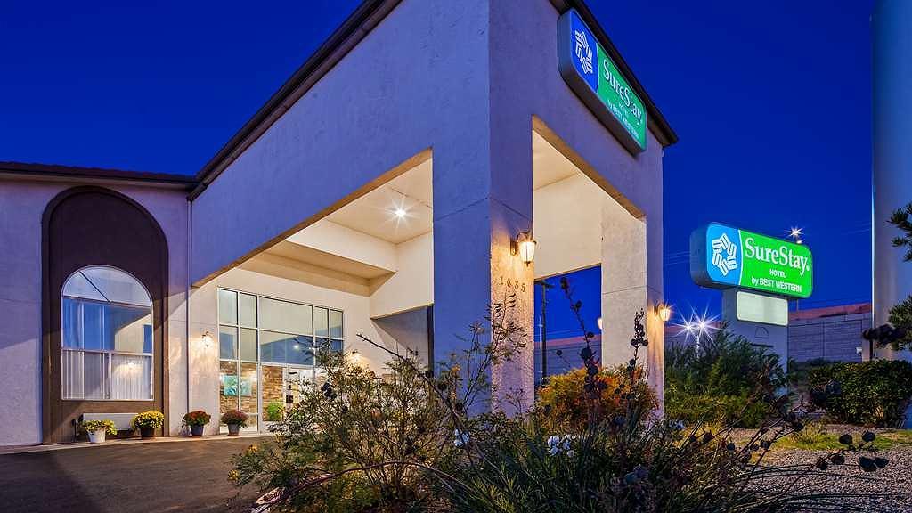 SureStay Hotel by Best Western Albuquerque Midtown - Vista exterior