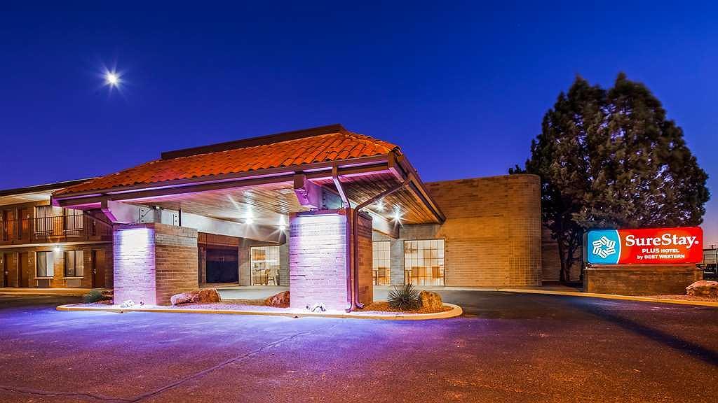 SureStay Plus Hotel by Best Western Willcox - Aussenansicht