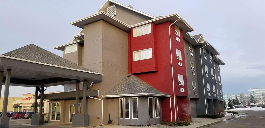 SureStay Plus Hotel by Best Western Lethbridge - Aussenansicht