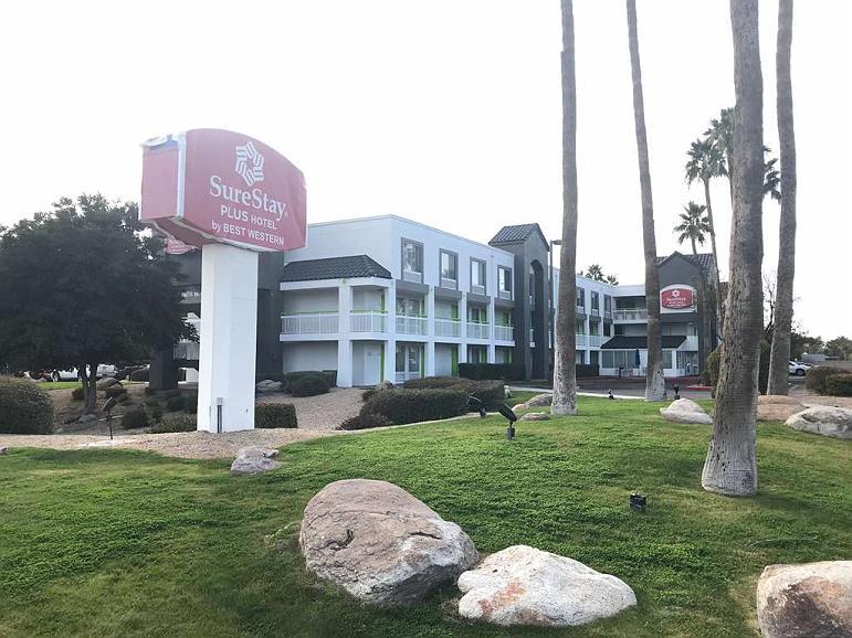 SureStay Plus Hotel by Best Western Scottsdale North - Aussenansicht