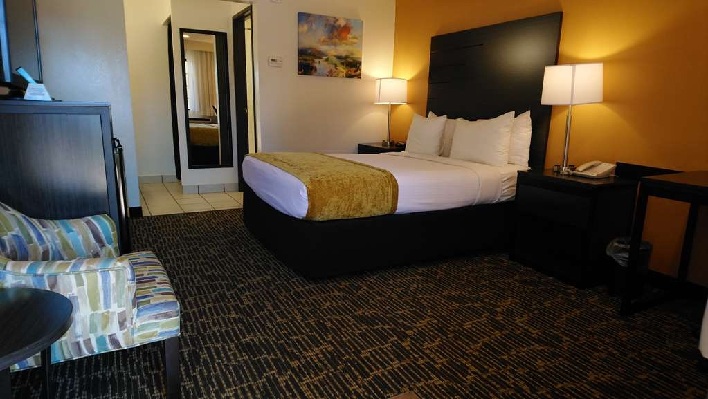 Best Western Inn - All the amenities you would need in our standard Queen sized rooms.