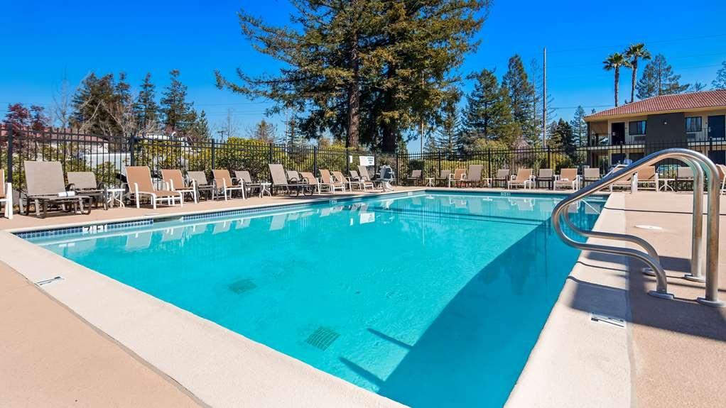 Best Western Inn - Vista de la piscina