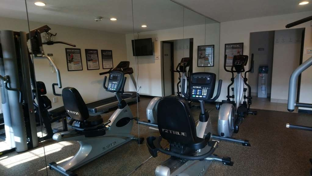 Best Western Inn - Fit a workout into your busy day during your stay with the convenience of our fitness center.