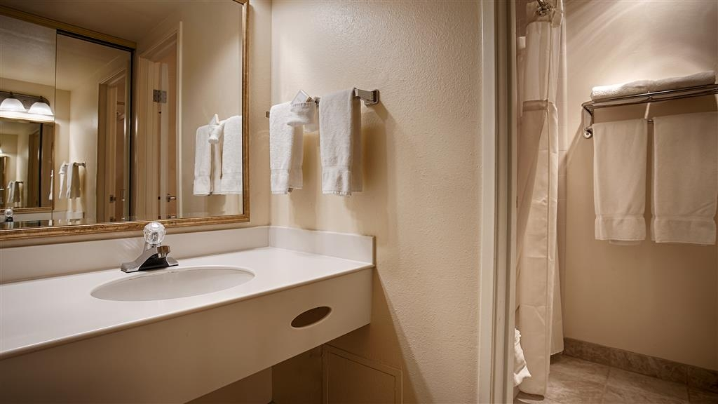 Best Western Plus Royal Oak Hotel - Salle de bain