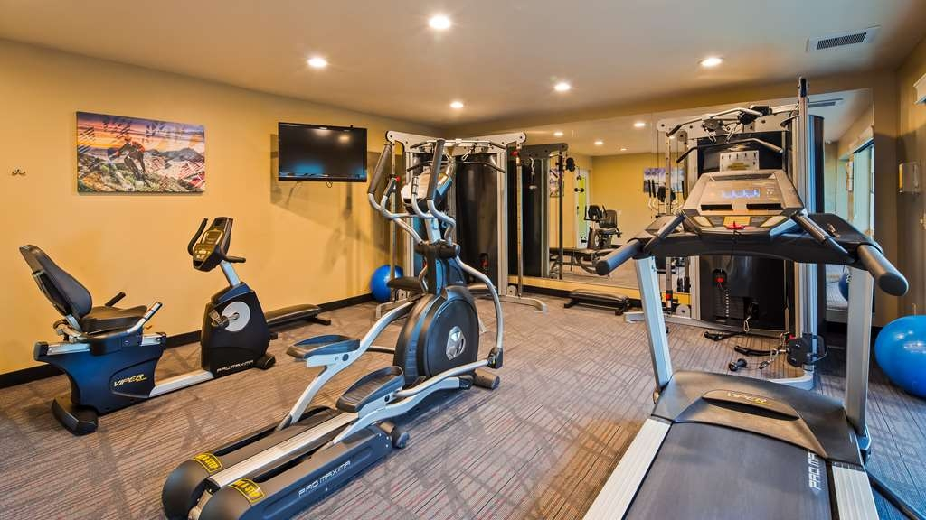 Best Western Plus Royal Oak Hotel - Club de remise en forme
