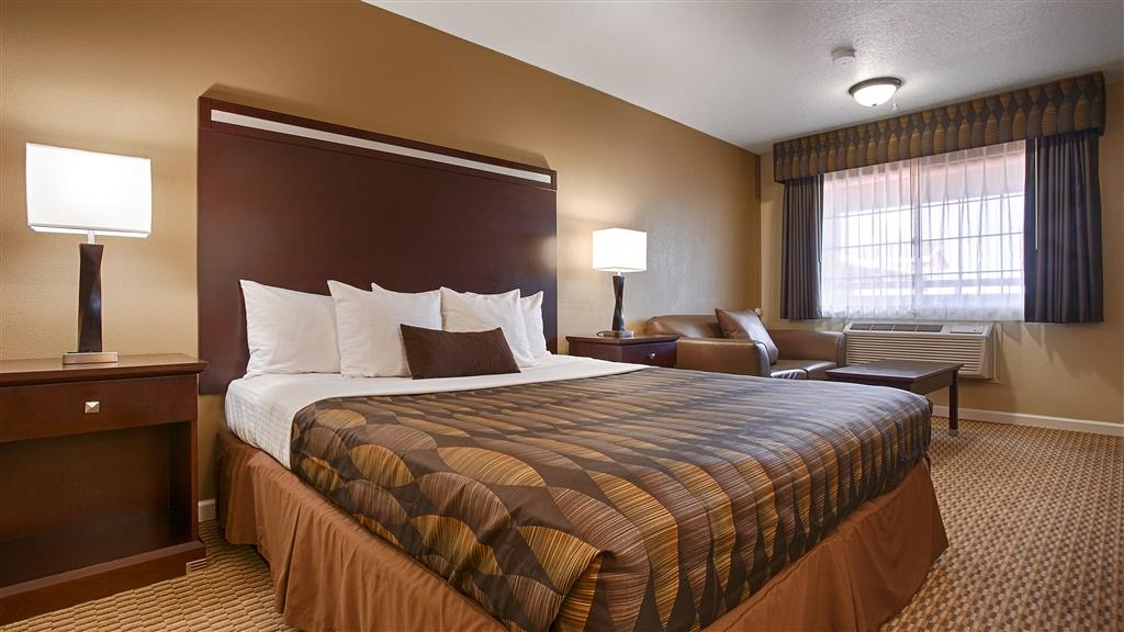 Best Western Anderson Inn - Chambres / Logements