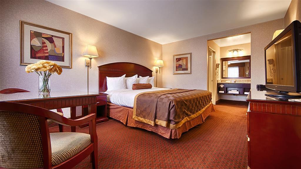 Best Western Pasadena Inn - Habitaciones/Alojamientos