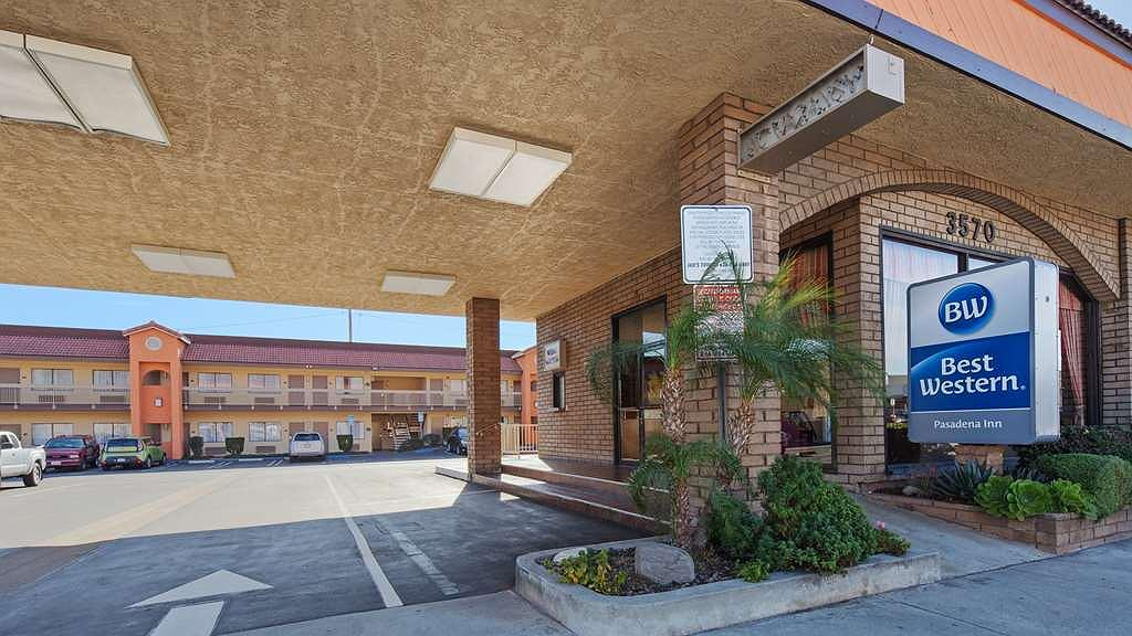 Best Western Pasadena Inn - Vista exterior