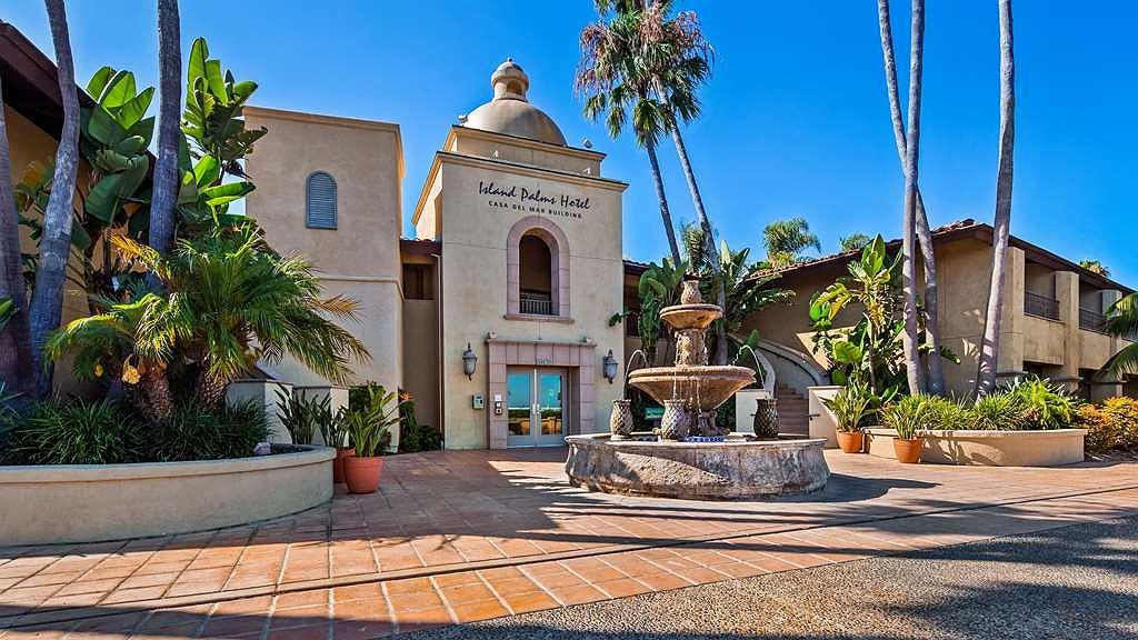 Best Western Plus Island Palms Hotel & Marina - Aussenansicht