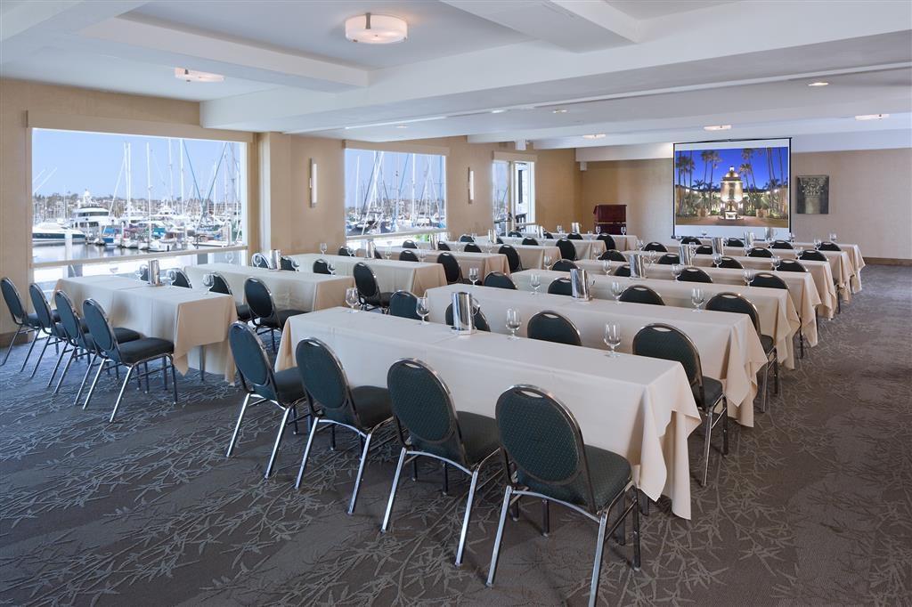Best Western Plus Island Palms Hotel & Marina - Salle de bal Grand Marina