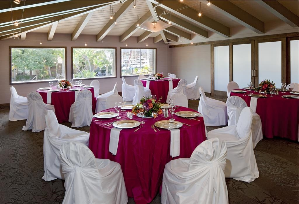 "Best Western Plus Island Palms Hotel & Marina - Festsaal ""Bay Room"""