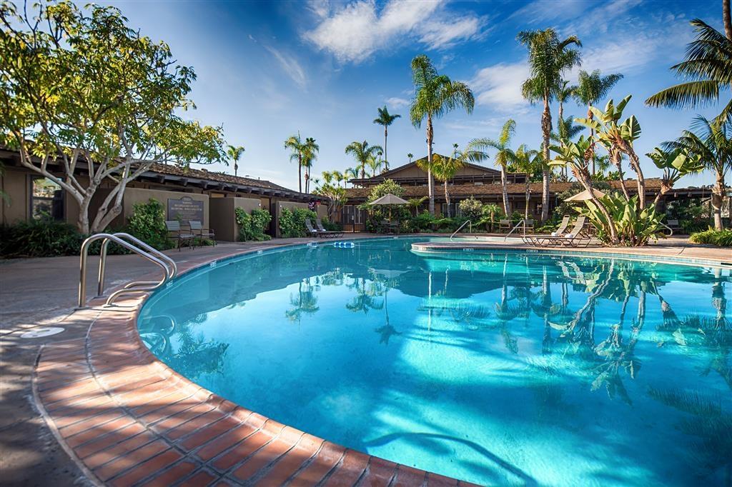 Best Western Plus Island Palms Hotel & Marina - Vista de la piscina