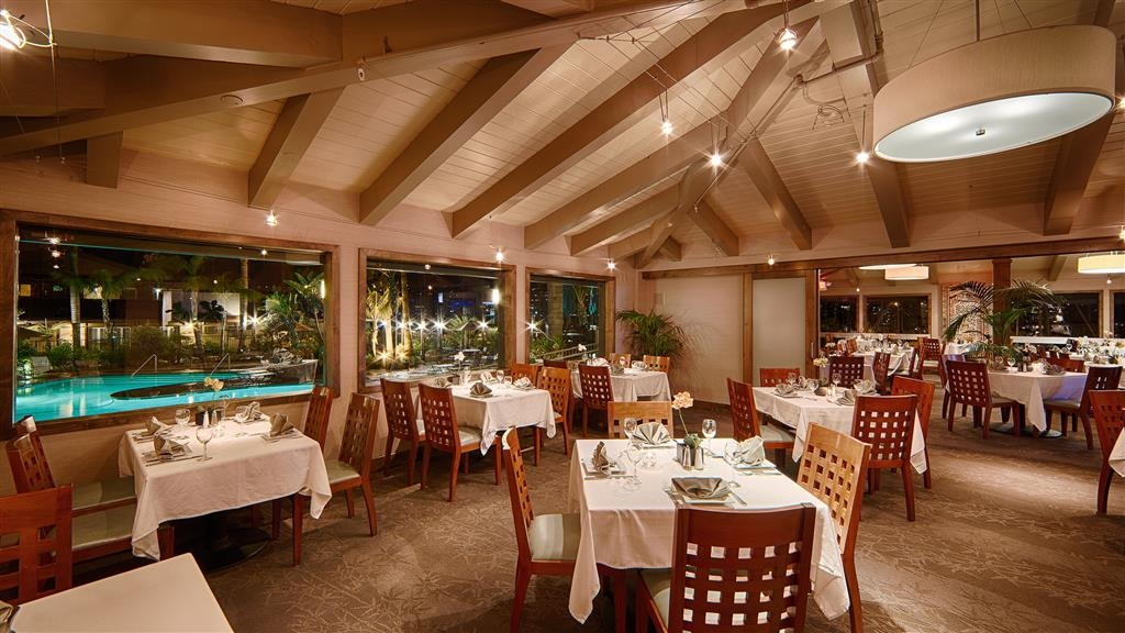 Best Western Plus Island Palms Hotel & Marina - Restaurant / Gastronomie