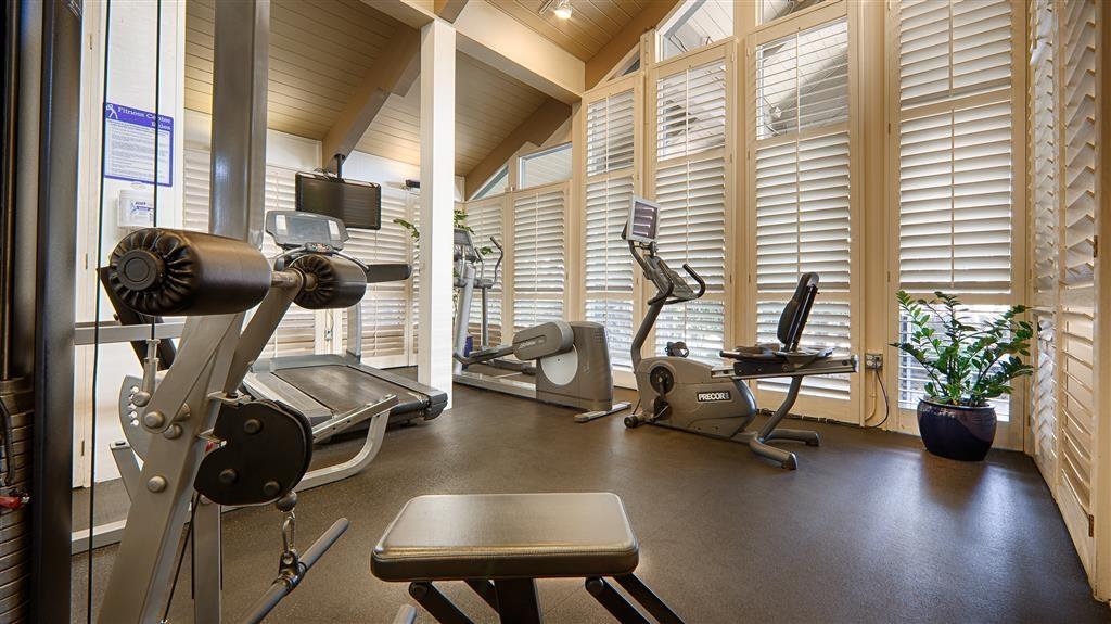 Best Western Plus Island Palms Hotel & Marina - fitnessraum