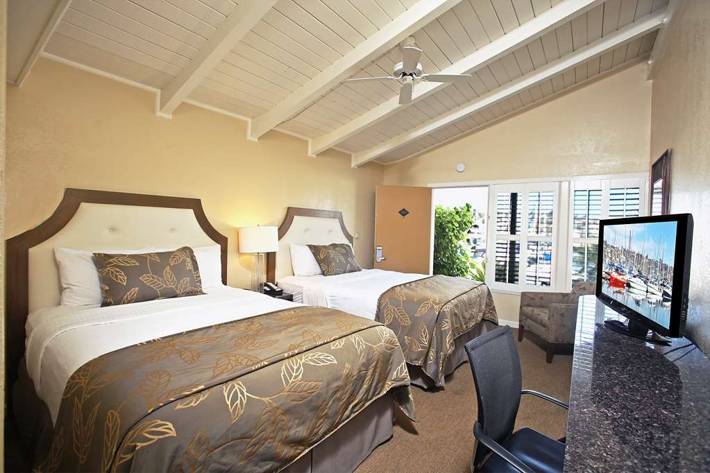 Best Western Plus Island Palms Hotel & Marina - Habitaciones/Alojamientos