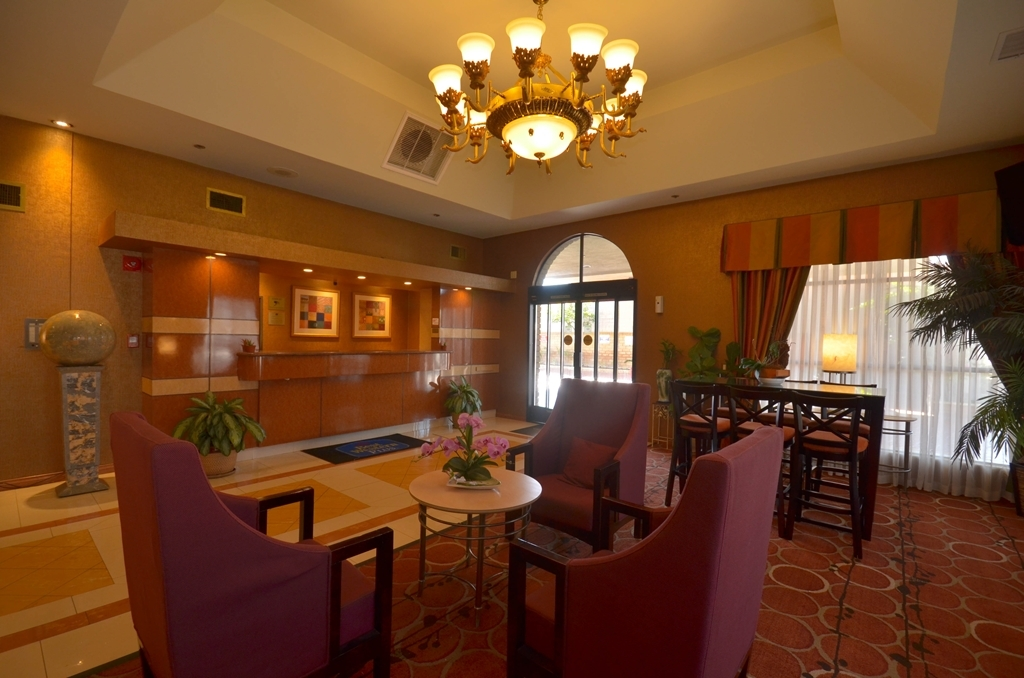 Best Western Plus South Bay Hotel - Réception