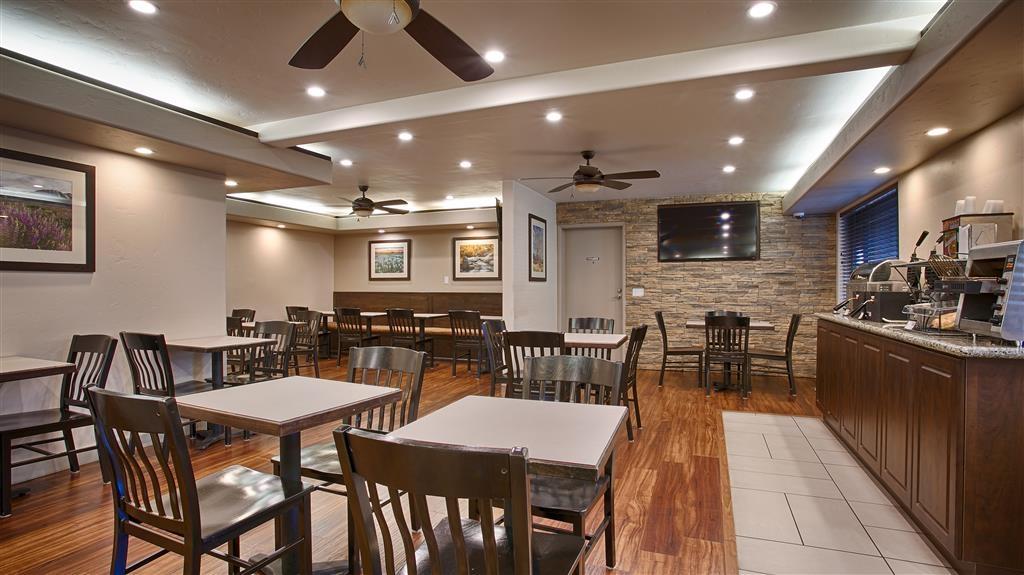 Best Western Bishop Lodge - Restaurant / Gastronomie