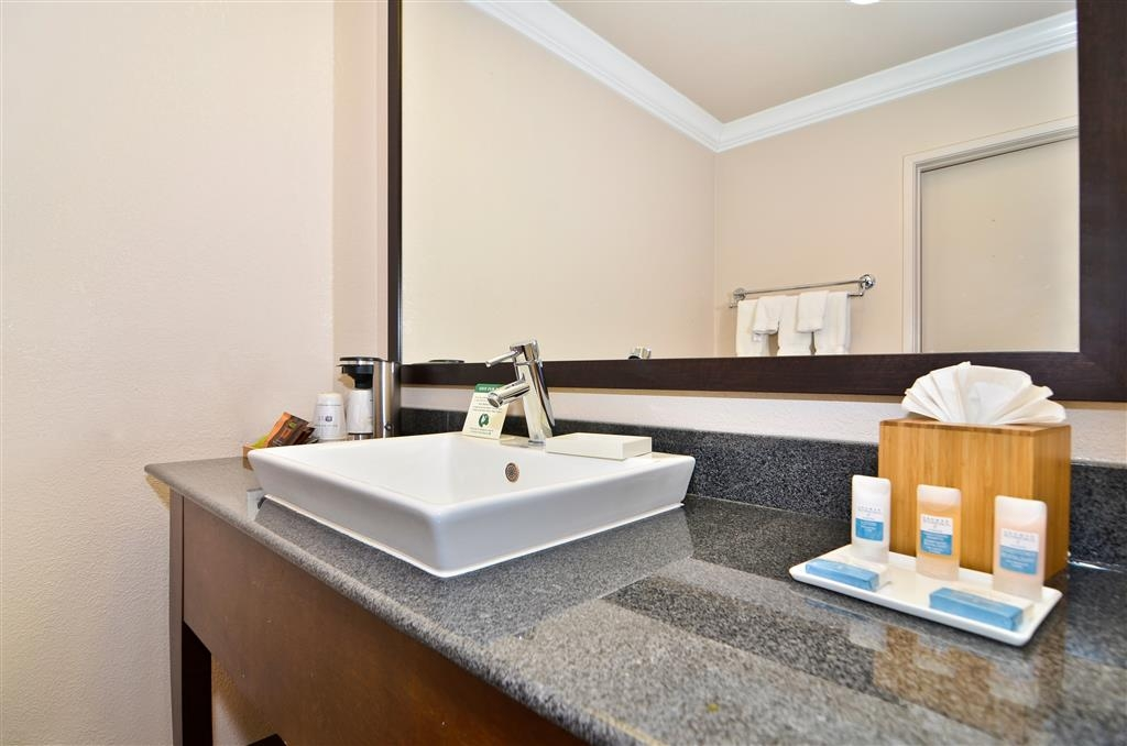 Best Western Bishop Lodge - Bagno in camera