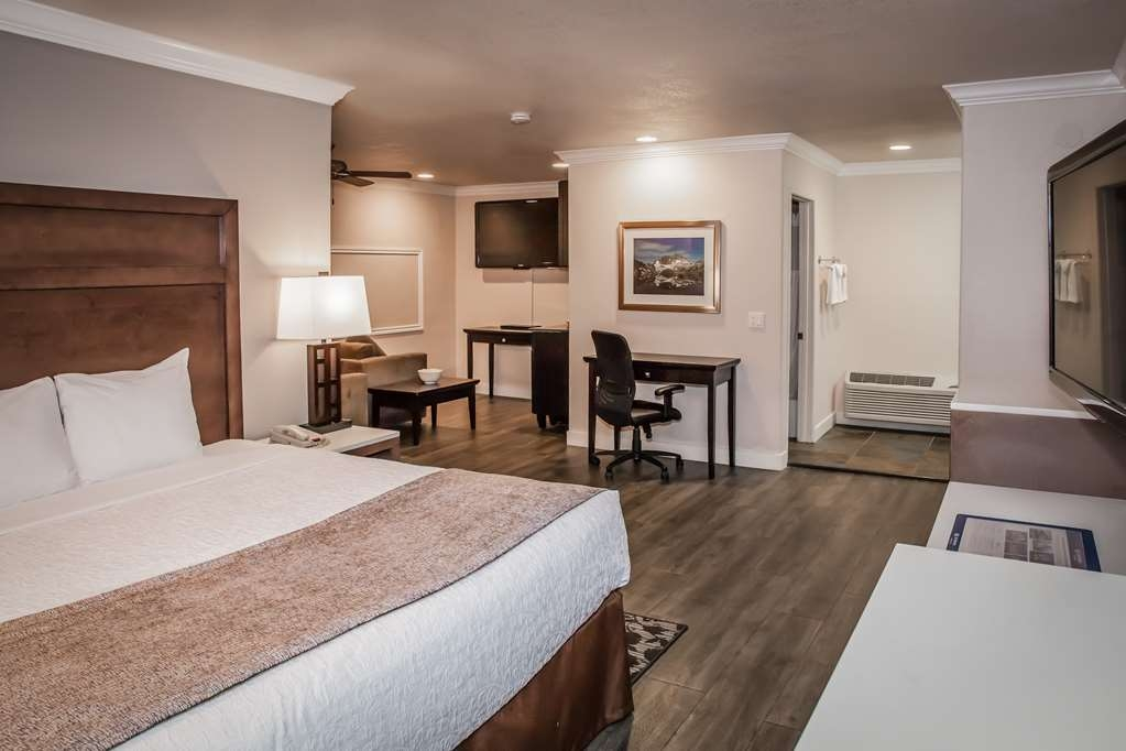 Best Western Bishop Lodge - Suite