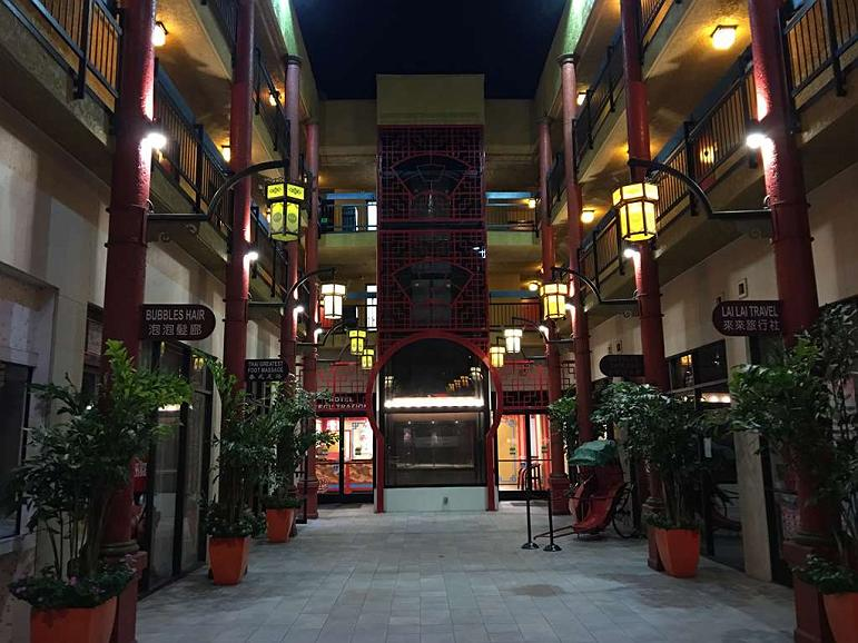Best Western Plus Dragon Gate Inn - Area esterna