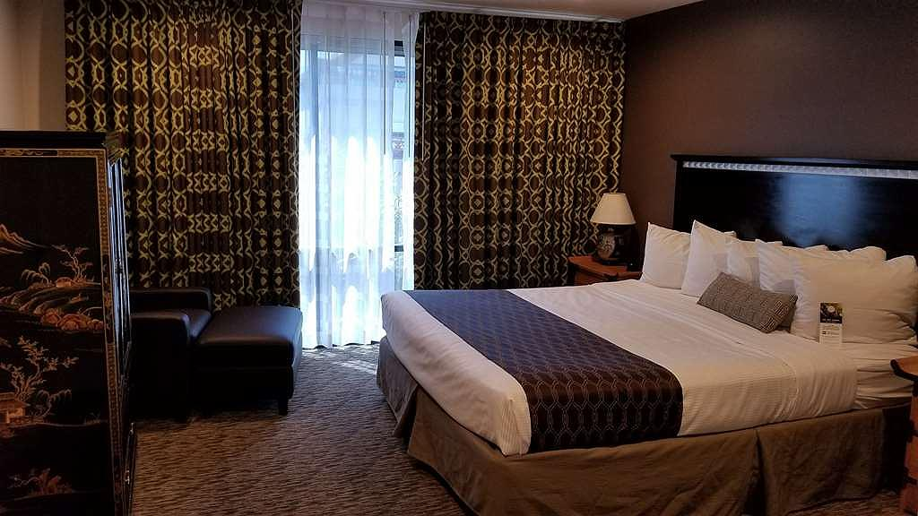 Best Western Plus Dragon Gate Inn H 244 Tel Los Angeles