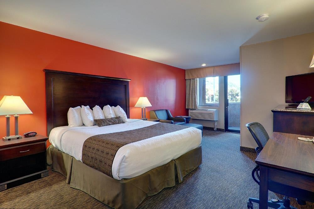 Best Western Plus Dragon Gate Inn - Chambre king size