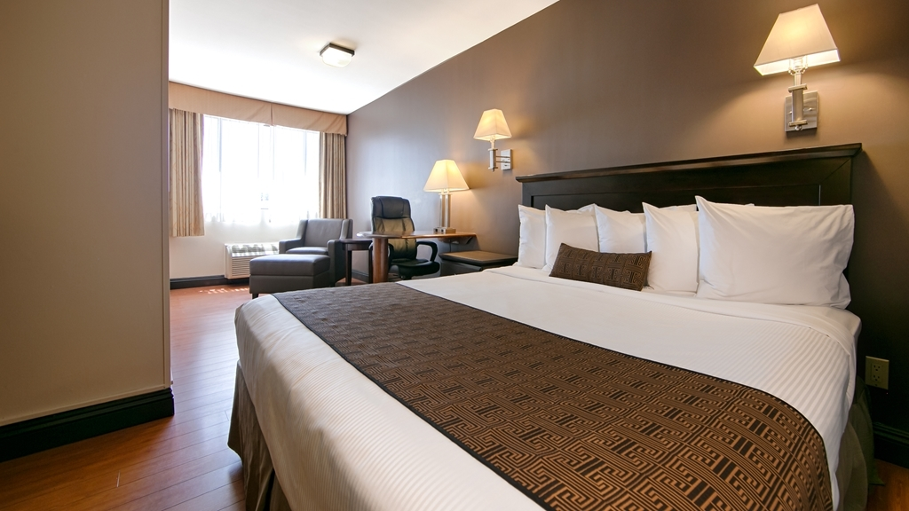 Best Western Plus Dragon Gate Inn - Chambres / Logements