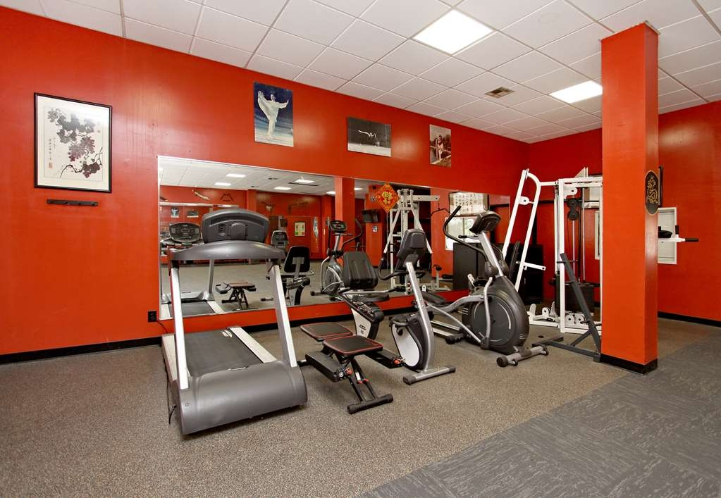 Best Western Plus Dragon Gate Inn - Club de remise en forme