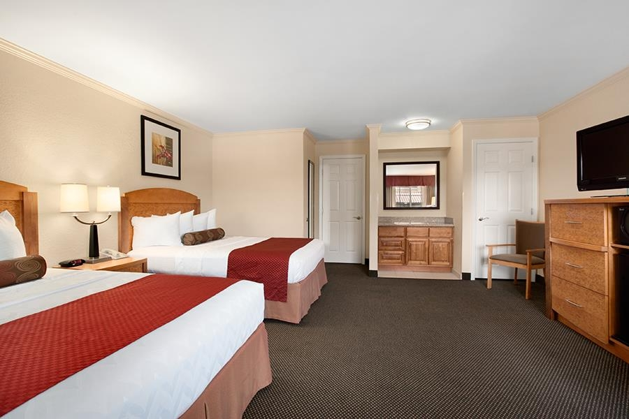 Best Western Plus Ontario Airport & Convention Center - Chambre double