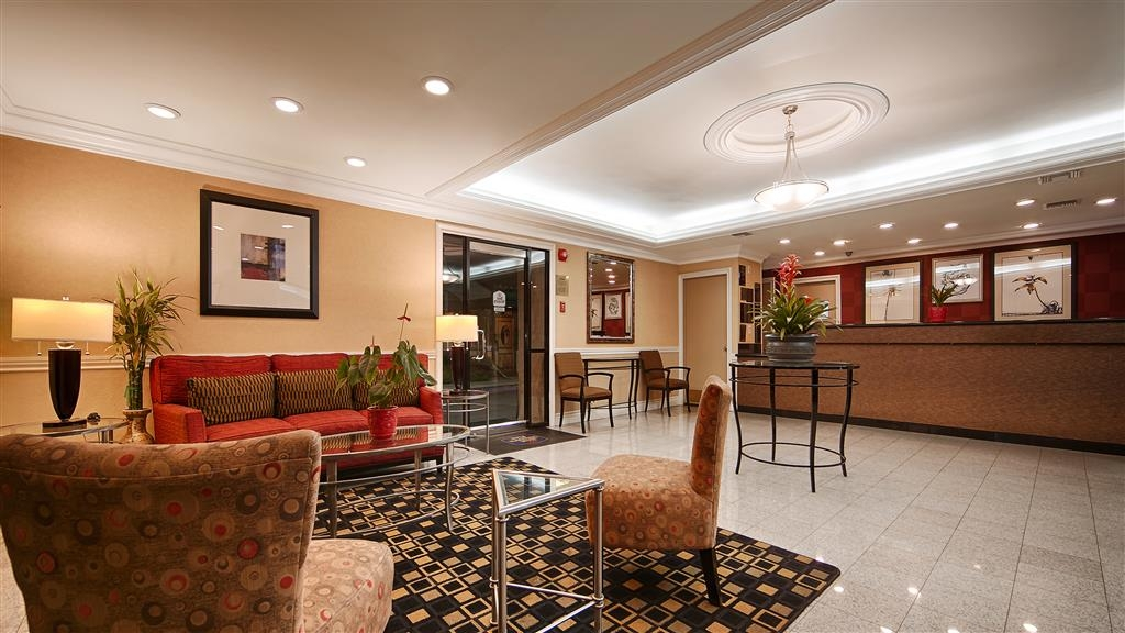 Best Western Plus Ontario Airport & Convention Center - Hall