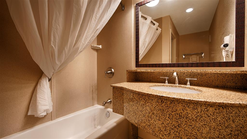 Best Western Plus Ontario Airport & Convention Center - Bagno