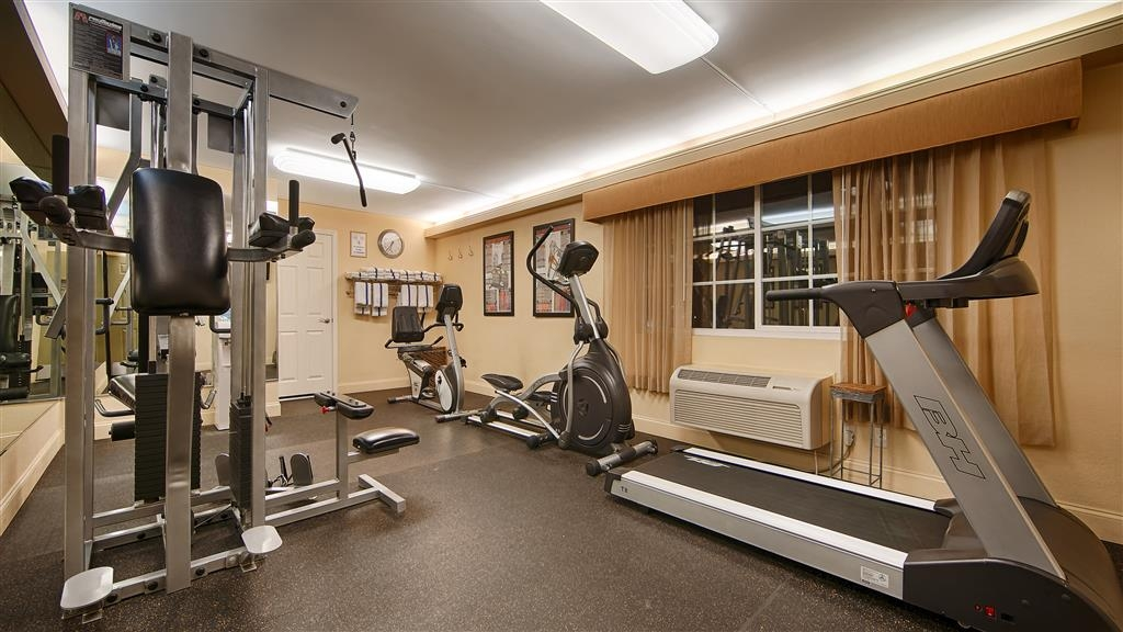 Best Western Plus Ontario Airport & Convention Center - Sala fitness