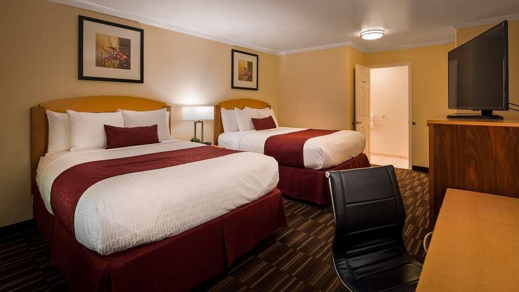 Best Western Plus Ontario Airport & Convention Center - Camere / sistemazione