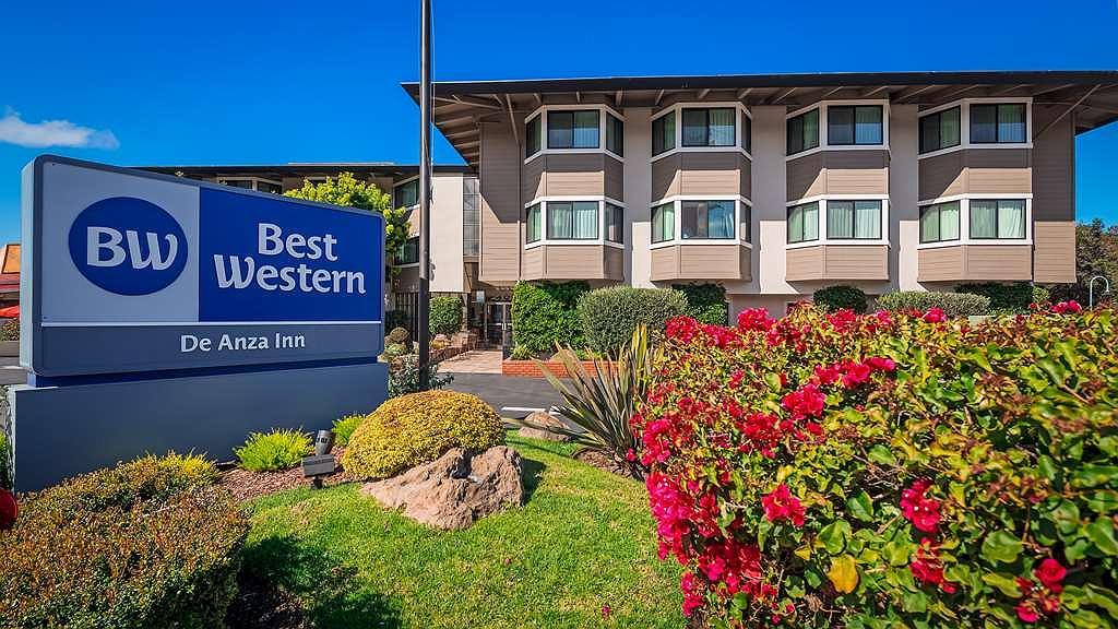 Best Western De Anza Inn - Vista exterior