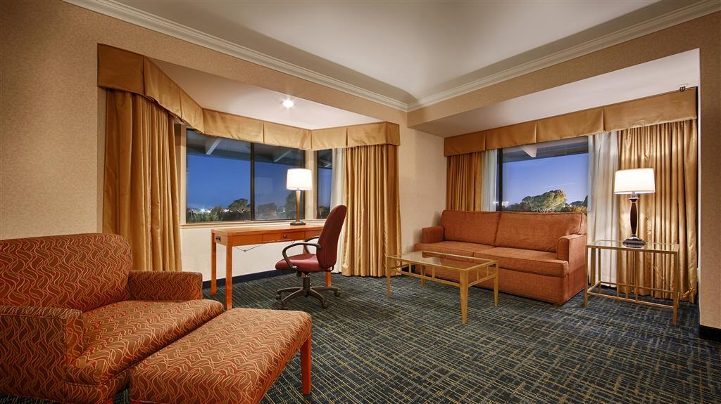 Best Western De Anza Inn - Zimmer
