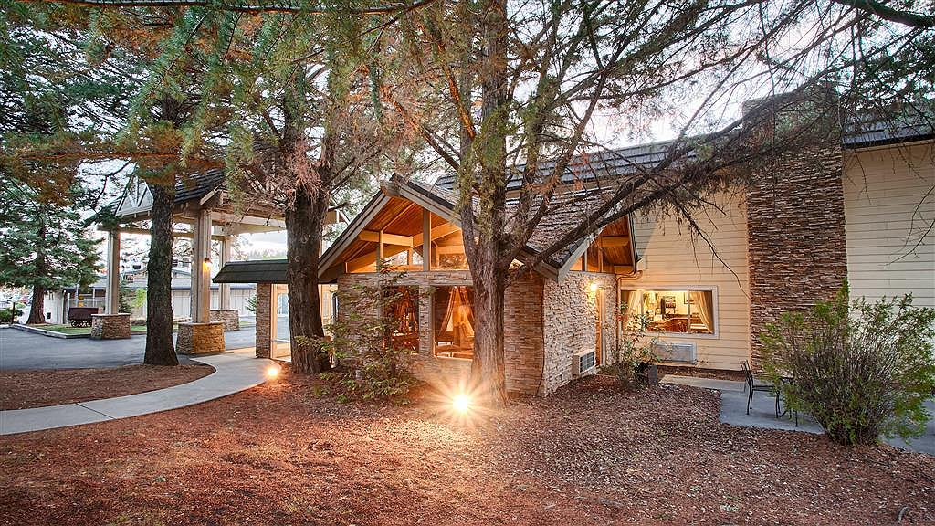 Best Western Gold Country Inn - Vista exterior