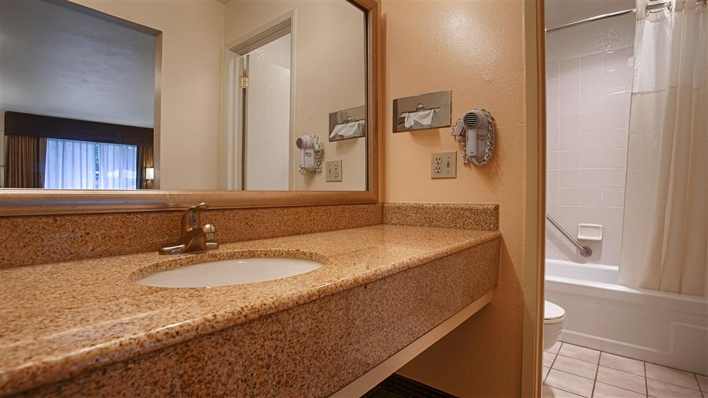 Best Western Gold Country Inn - Bagno