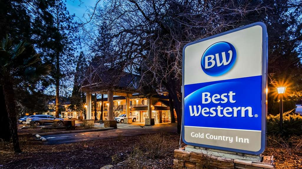 Best Western Gold Country Inn - Exterior Signage