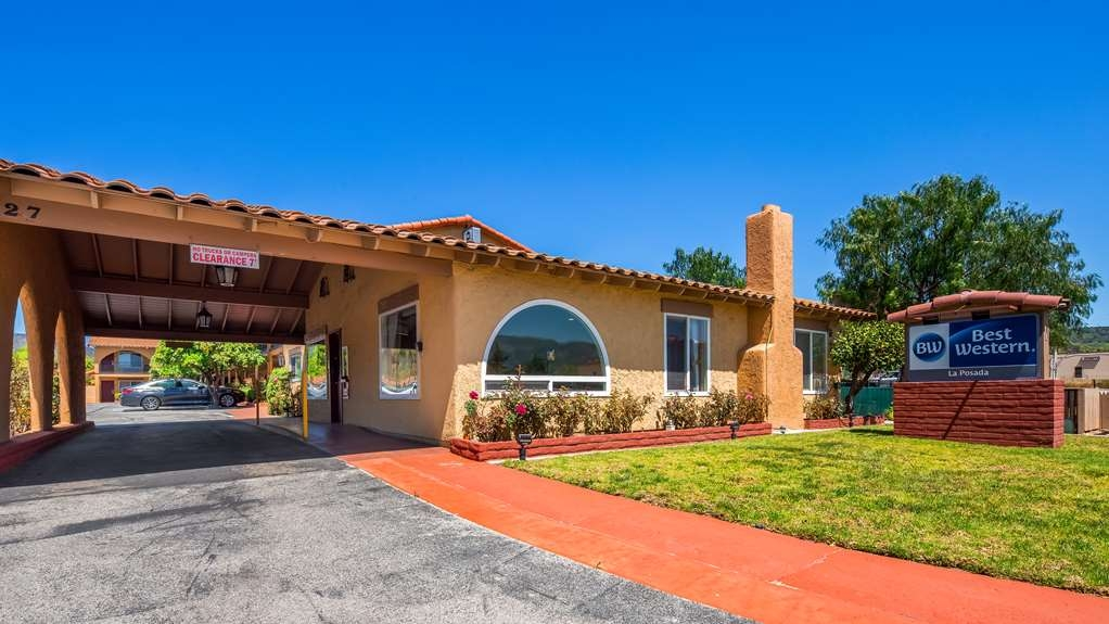 Best Western La Posada Motel - Vista Exterior